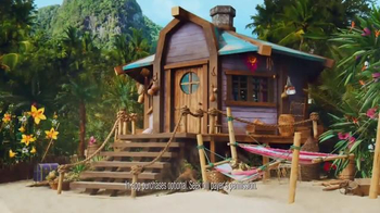 Paradise Bay TV Spot, 'Riding Turtles' Song by Blondie - Thumbnail 6