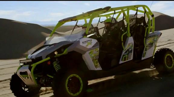 Can-Am Yellow Tag Event TV Spot, 'Get Turbocharged' - Thumbnail 3