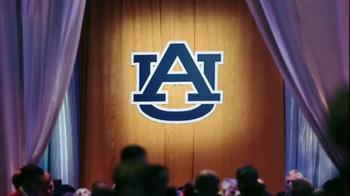 Auburn University TV Spot, 'Because' Featuring Cam Newton - Thumbnail 8