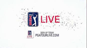 PGA Tour Live TV Spot, 'Action' - Thumbnail 9