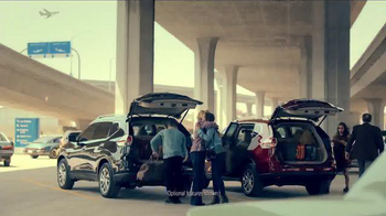 Nissan Rogue TV Spot, 'Family Visit' Song by Edwin Starr - Thumbnail 1