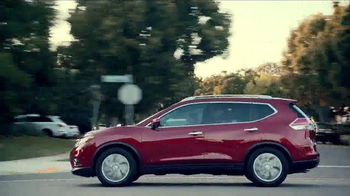 Nissan Rogue TV Spot, 'Family Visit' Song by Edwin Starr - 1545 commercial airings