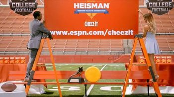Cheez-It TV Spot, 'Bird Calling' Featuring Desmond Howard - 68 commercial airings