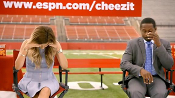 Cheez-It TV Spot, 'You Can't Rush Beauty' Featuring Desmond Howard - Thumbnail 4