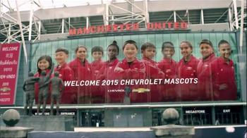 Chevrolet TV Spot, 'Mascots: Beautiful Possibilities' Feat. Wayne Rooney - Thumbnail 8