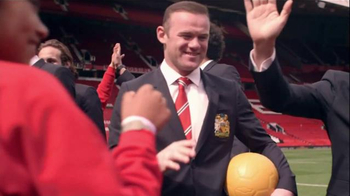 Chevrolet TV Spot, 'Mascots: Beautiful Possibilities' Feat. Wayne Rooney - 2 commercial airings