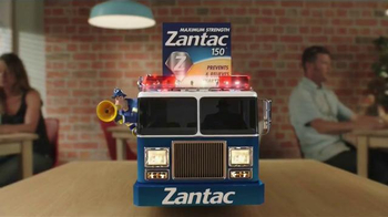 Zantac TV Spot, 'Firefighter' - Thumbnail 1