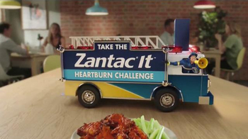 Zantac TV Spot, 'Firefighter'