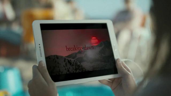 Samsung Galaxy Tab S2 TV Spot, 'Elevate Your Downtime' - Thumbnail 4