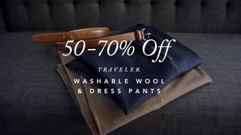 JoS. A. Bank Entire Stock Sale TV Spot, 'Wool' - Thumbnail 5