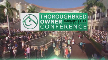 2016 Thoroughbred Owner Conference TV Spot, 'Owner Conference' - Thumbnail 1