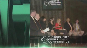 2016 Thoroughbred Owner Conference TV Spot, 'Owner Conference' - Thumbnail 4