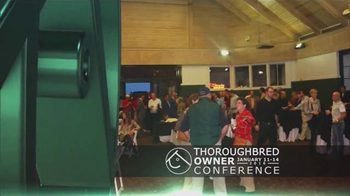 2016 Thoroughbred Owner Conference TV Spot, 'Owner Conference' - Thumbnail 5