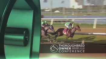 2016 Thoroughbred Owner Conference TV Spot, 'Owner Conference' - Thumbnail 6