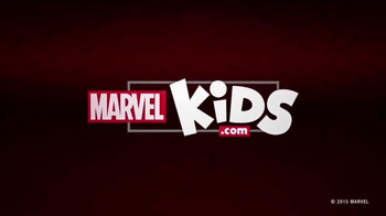 MarvelKids.com TV Spot, 'Join the Action Now' - Thumbnail 7