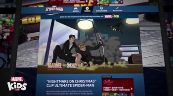 MarvelKids.com TV Spot, 'Join the Action Now' - Thumbnail 3