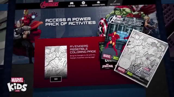 MarvelKids.com TV Spot, 'Join the Action Now' - Thumbnail 5