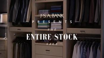JoS. A. Bank The Entire Stock Sale TV Spot, 'Blazers: Executive & Traveler' - Thumbnail 2