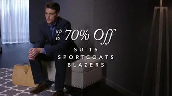 JoS. A. Bank The Entire Stock Sale TV Spot, 'Blazers: Executive & Traveler' - Thumbnail 4