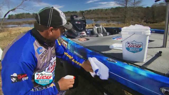 Lucas Oil Slick Mist Speed Wax TV Spot, 'Shine' - Thumbnail 7