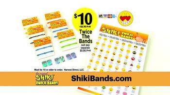 Shiki Emoji Bands TV Spot, 'Wear Your Emotions' - Thumbnail 10