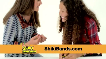 Shiki Emoji Bands TV Spot, 'Wear Your Emotions' - Thumbnail 4