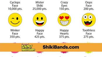 Shiki Emoji Bands TV Spot, 'Wear Your Emotions' - Thumbnail 6