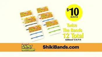 Shiki Emoji Bands TV Spot, 'Wear Your Emotions' - Thumbnail 8