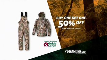 Gander Mountain TV Spot, 'Time to Disappear' - Thumbnail 8