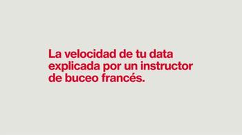 Verizon TV Spot, 'Instructor de buceo francés' [Spanish] - Thumbnail 1