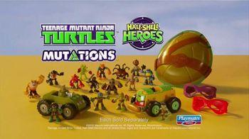 Teenage Mutant Ninja Turtles Half-Shell Heroes Mutations Vehicles TV Spot - 274 commercial airings