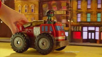 Teenage Mutant Ninja Turtles Half-Shell Heroes Mutations Vehicles TV Spot - Thumbnail 3