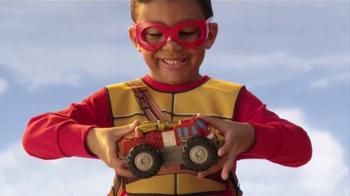 Teenage Mutant Ninja Turtles Half-Shell Heroes Mutations Vehicles TV Spot - Thumbnail 4