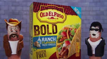 Old El Paso TV Spot, 'Bold Cool' - Thumbnail 4
