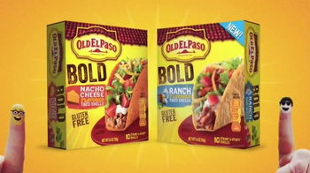 Old El Paso TV Spot, 'Bold Cool' - Thumbnail 6