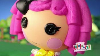 Lalaloopsy Tinies Jewelry Maker TV Spot, 'Making Tinies Play' - Thumbnail 1