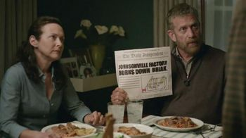 Johnsonville Italian Sausage TV Spot, 'Stay at Home Son'