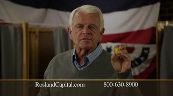 Rosland Capital TV Spot, 'Presidential Election' - Thumbnail 7