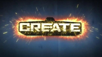Create a WWE Superstar Ring Builder TV Spot, 'Mayhem' Feat. Seth Rollins - Thumbnail 1