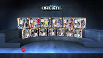 Create a WWE Superstar Ring Builder TV Spot, 'Mayhem' Feat. Seth Rollins - Thumbnail 7