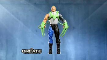 Create a WWE Superstar Ring Builder TV Spot, 'Mayhem' Feat. Seth Rollins - Thumbnail 3