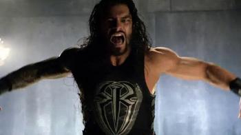 Create a WWE Superstar Ring Builder TV Spot, 'Mayhem' Feat. Seth Rollins - Thumbnail 5
