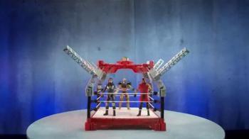 Create a WWE Superstar Ring Builder TV Spot, 'Mayhem' Feat. Seth Rollins - Thumbnail 6