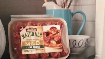 Johnsonville Naturals TV Spot, 'A Family Favorite' - Thumbnail 1