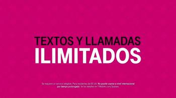 T-Mobile TV Spot, 'Llamadas y textos ilimitados a México' [Spanish] - Thumbnail 2