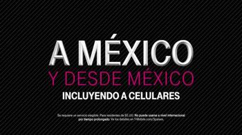 T-Mobile TV Spot, 'Llamadas y textos ilimitados a México' [Spanish] - Thumbnail 3