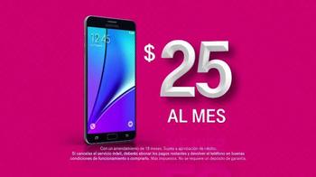 T-Mobile TV Spot, 'Llamadas y textos ilimitados a México' [Spanish] - Thumbnail 7