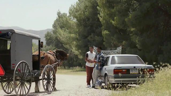 Slim Jim TV Spot, 'Amish Buggy' - Thumbnail 4
