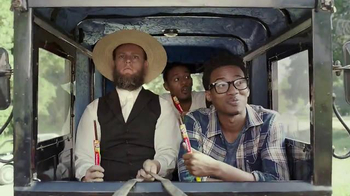 Slim Jim TV Spot, 'Amish Buggy' - Thumbnail 6