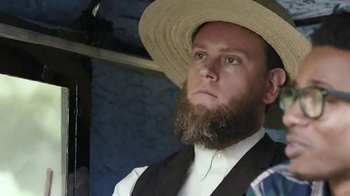 Slim Jim TV Spot, 'Amish Buggy' - Thumbnail 8